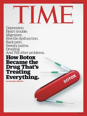 Cover of TIME Jan 16, 2017
