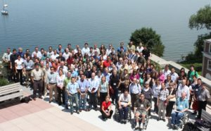 A group photo of the Spinal Cord Research Symposium Attendees 2009
