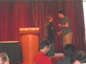 Awards Ceremony at Monona Terrace, 2009