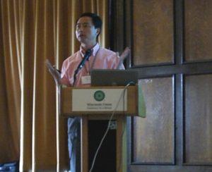 Speaker Su-Chan