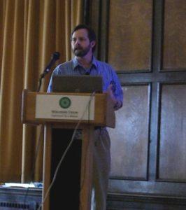 Speaker James
