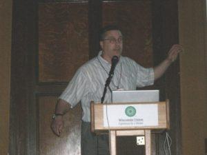 Speaker Fetcho