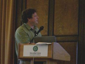 Speaker Yves