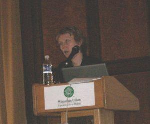 Speaker Maria