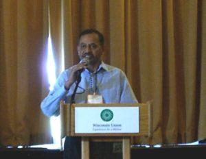 Speaker from Neurosurgery