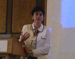Speaker Vivian, Spinal Cord Research Symposium 2007