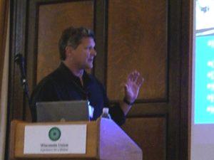 Speaker Gordon, Spinal Cord Research Symposium 2007