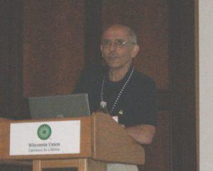Speaker Albert, Spinal Cord Research Symposium 2007