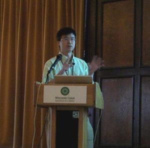 Speaker Ma