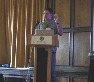 Speaker Martyn