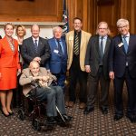 Robert Fettiplace honored at NAS