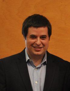 Dr. Andre MM Sousa Headshot